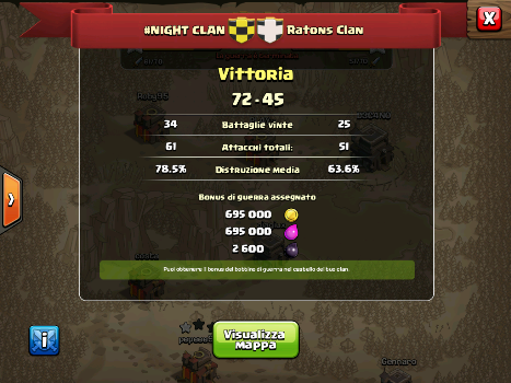 #NIGHT CLAN VS RATONS CLAN
