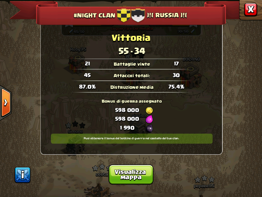 #NIGHT CLAN VS )!( RUSSIA )!(