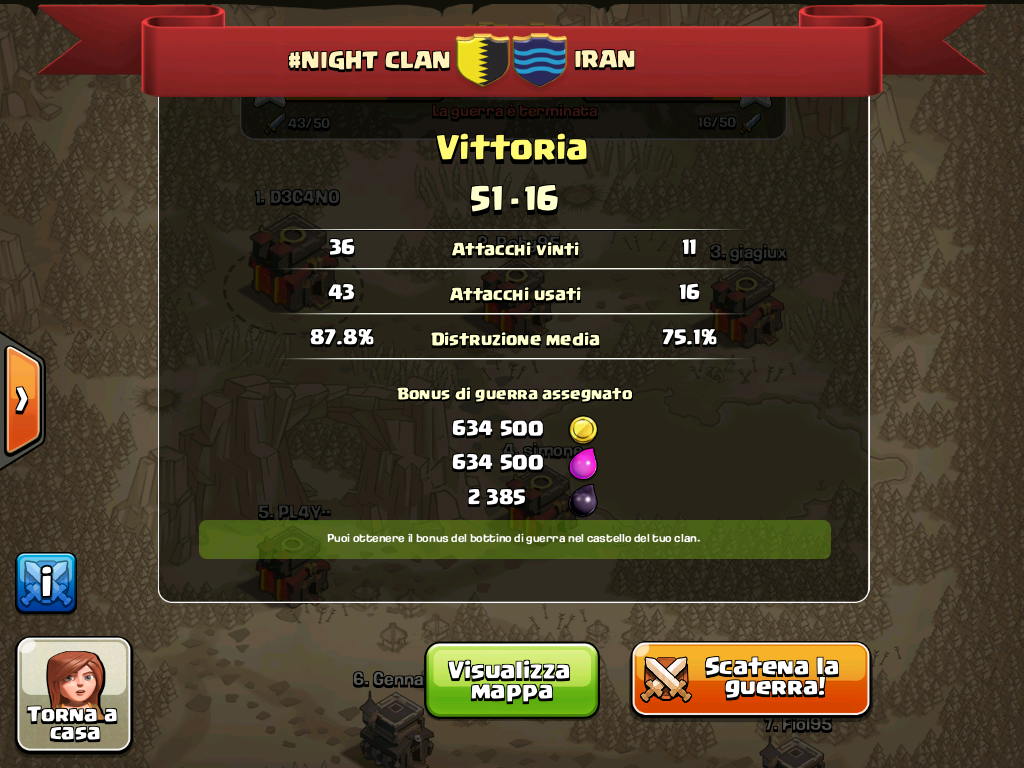 #NIGHT CLAN VS IRAN
