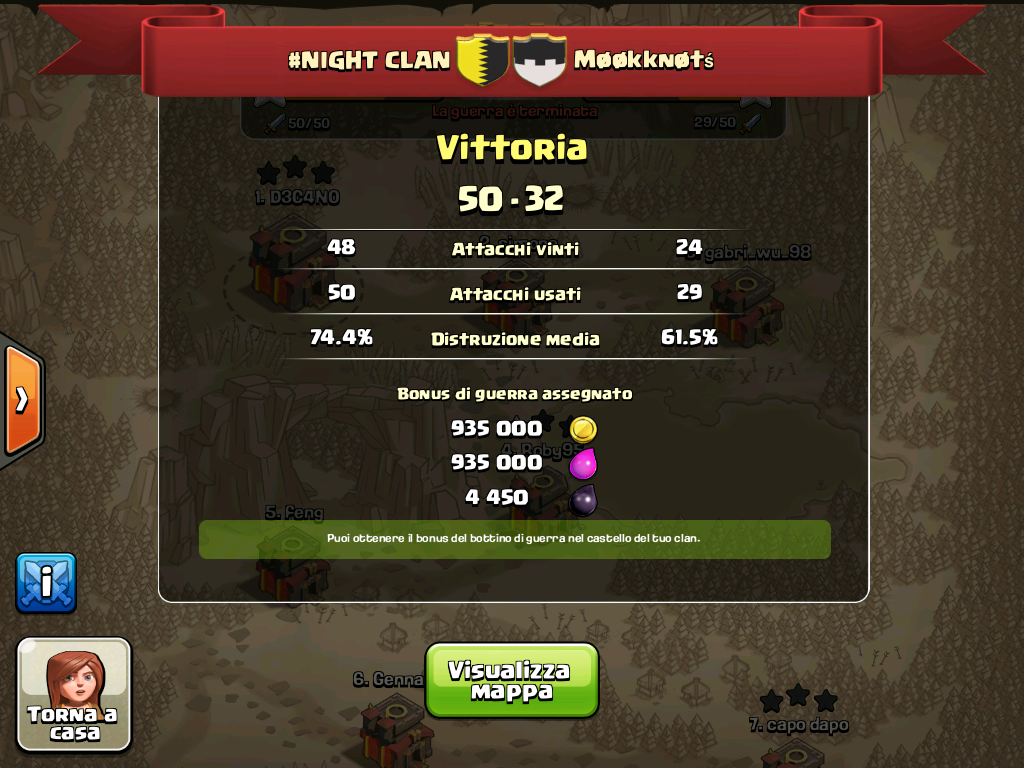 #NIGHT CLAN VS MookNots