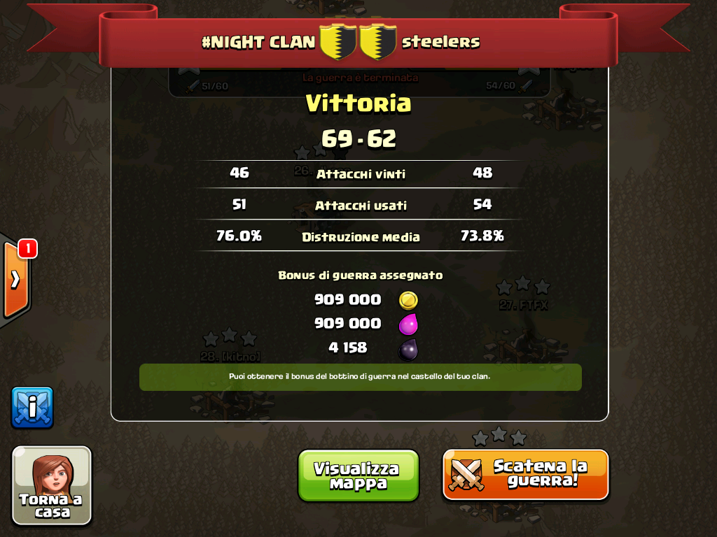 #NIGHT CLAN VS steelers